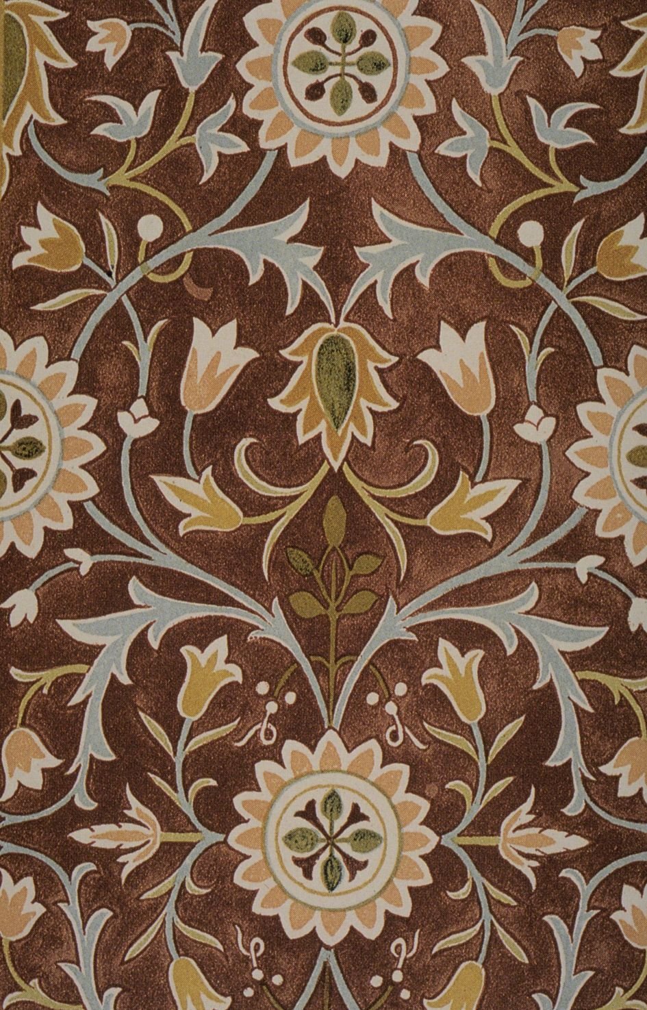 interiornice brown william mirros rug design ideas with beautiful little flower ornament for modern - Rug Design Ideas