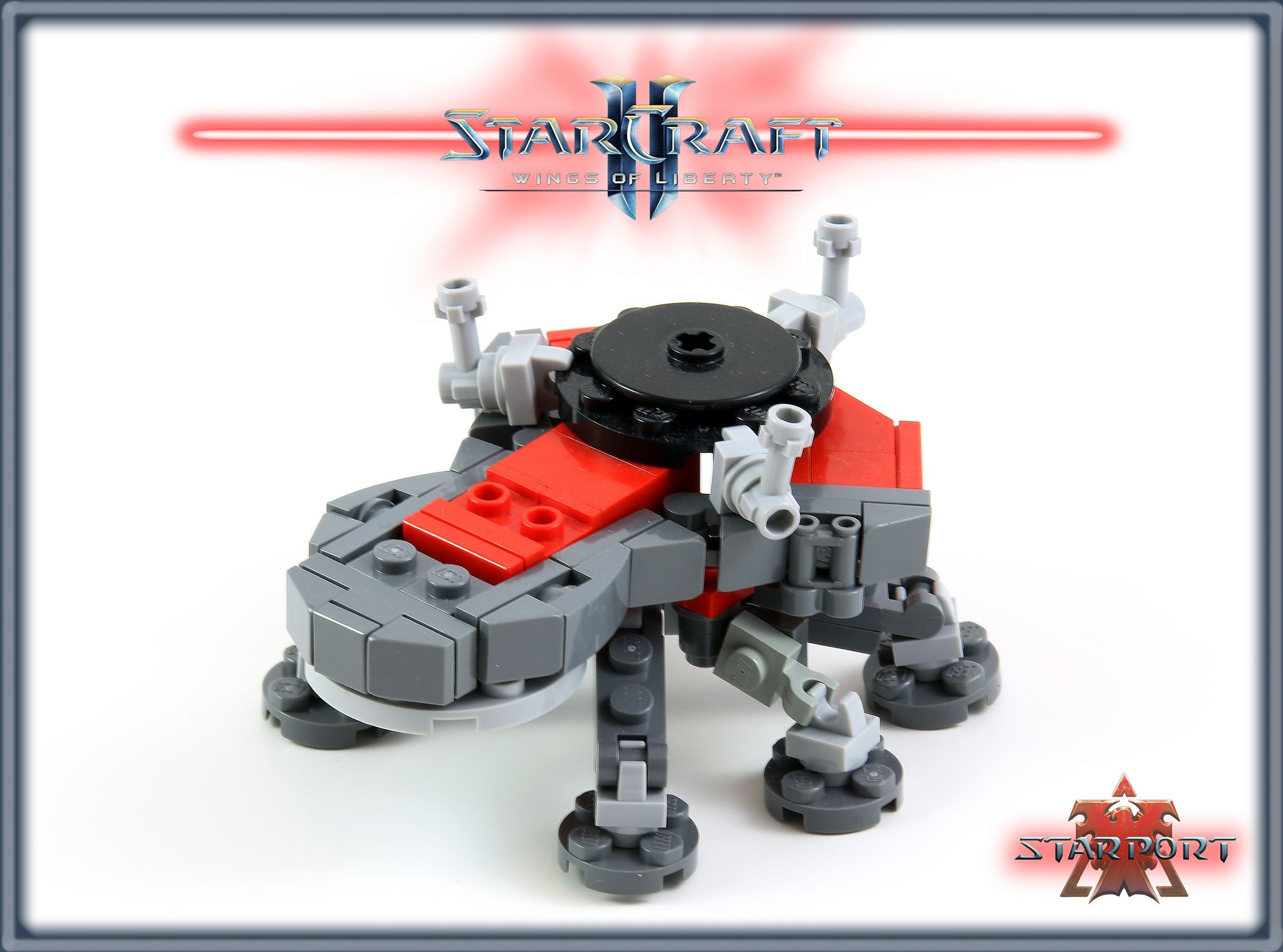 Starport Action And Lego