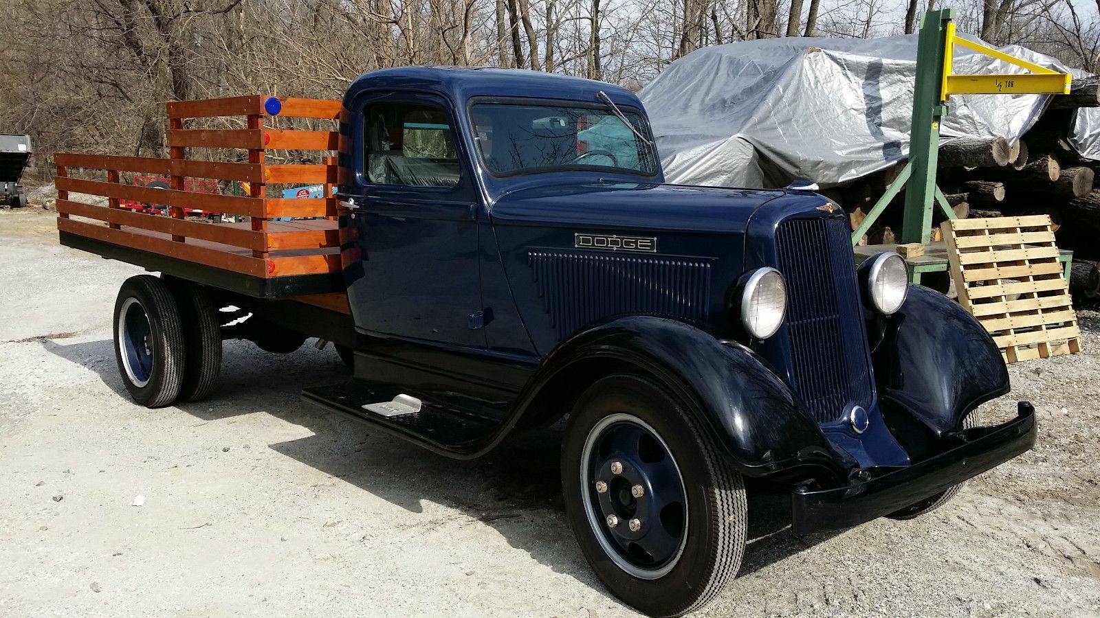 Dodge: Other Pickups | Motor car, Classic trucks and Cars
