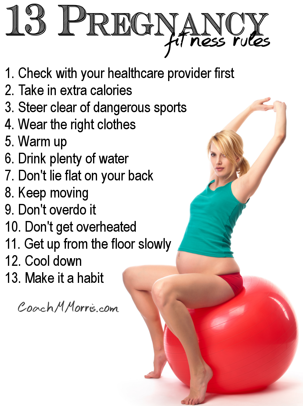 The Ultimate Guide to Pregnancy Fitness, Plan out how many weeks of pregnancy the client has remaining (typical pregnancy being 37-42 weeks), Easy steps no matter ...