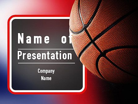 Pin by PPTStar on Sports Presentation Themes Pinterest Nba