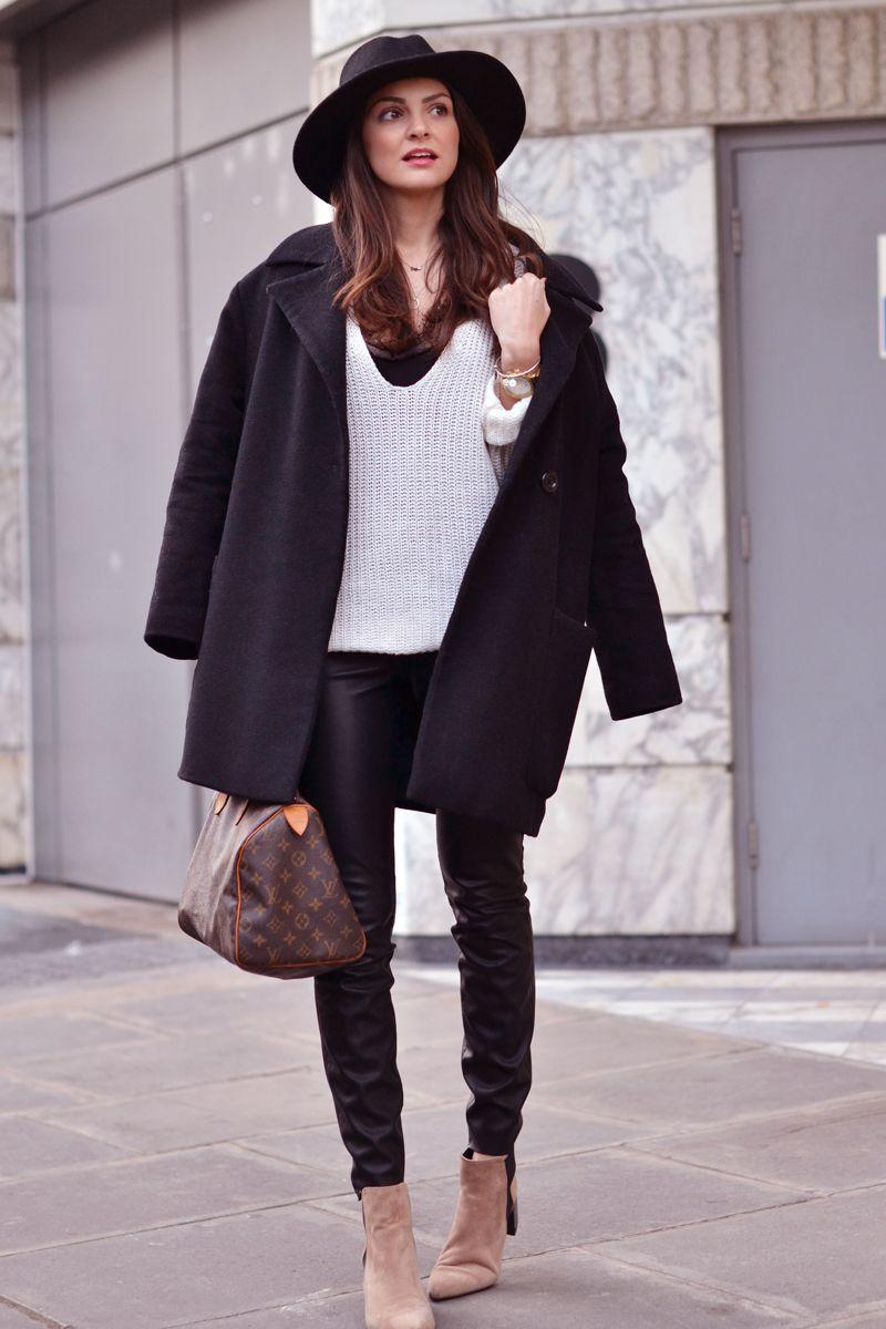 black white beige www.stylissim.com