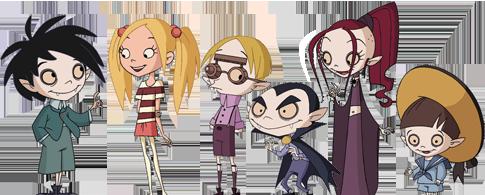 Vampir Schule