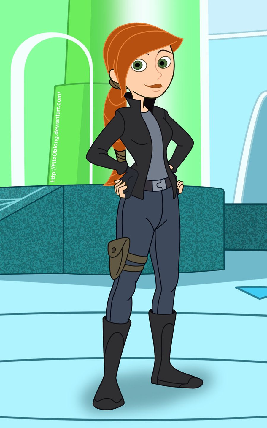 blowjob Kim possible first