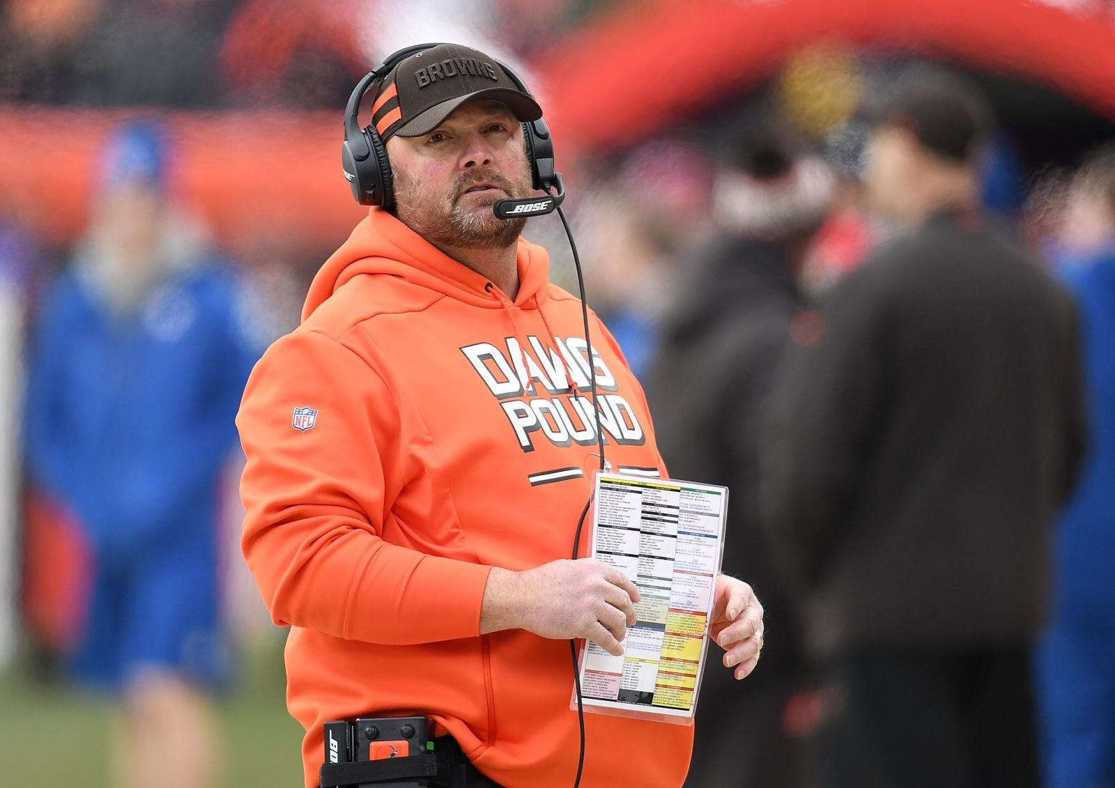 The Cleveland Browns are doing what they can to keep