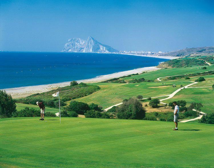 club de golf de sotogrande - cadiz - spain #golfguide | campos de
