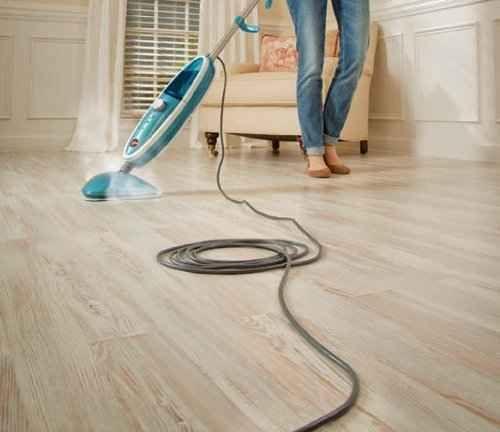 Carpet And Hard Floor Steam Mop