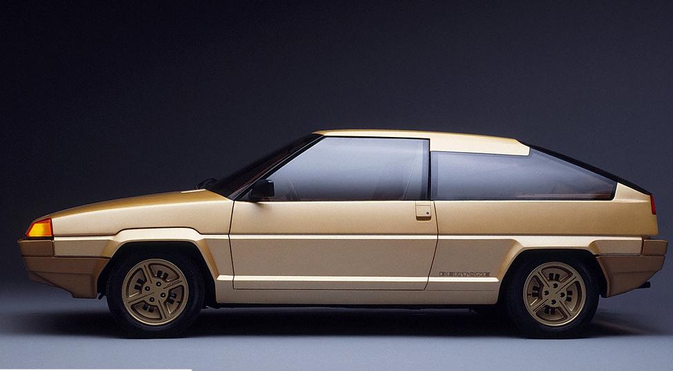 1979 Volvo 343 Tundra by Bertone.
