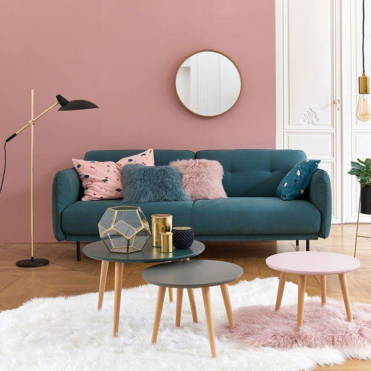 Living room color scheme idea for a modern house. Love the ...