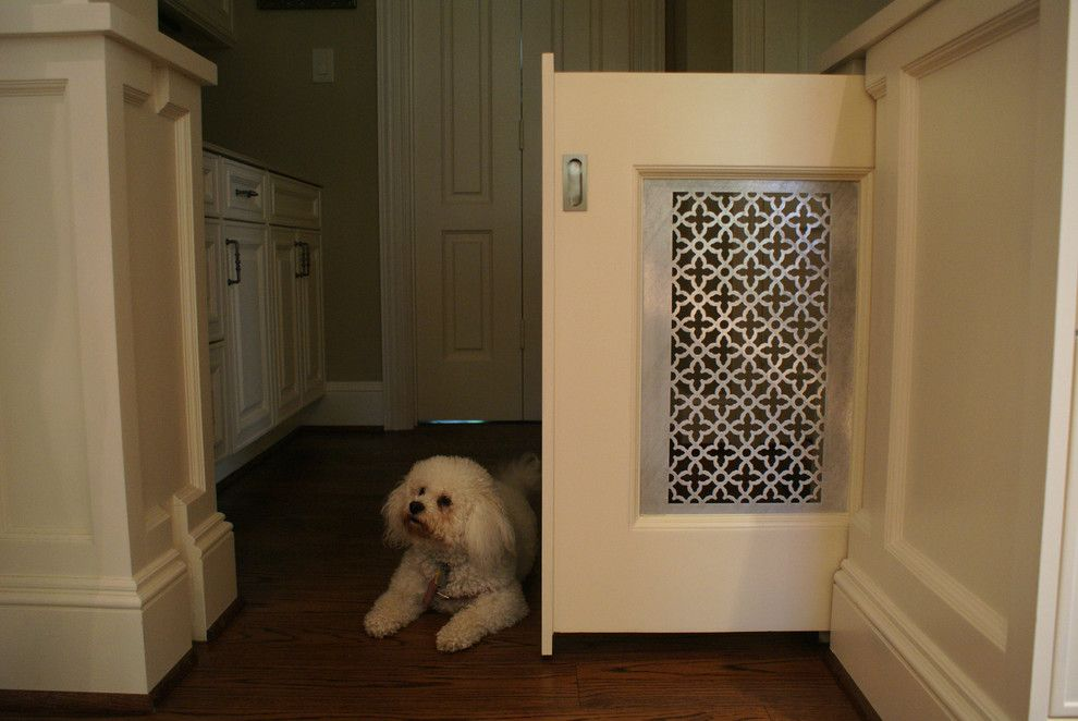 Glorious Pocket Door Decorating Ideas For Prepossessing Kitchen Traditional  Design Ideas With Child Gate Concealed Door