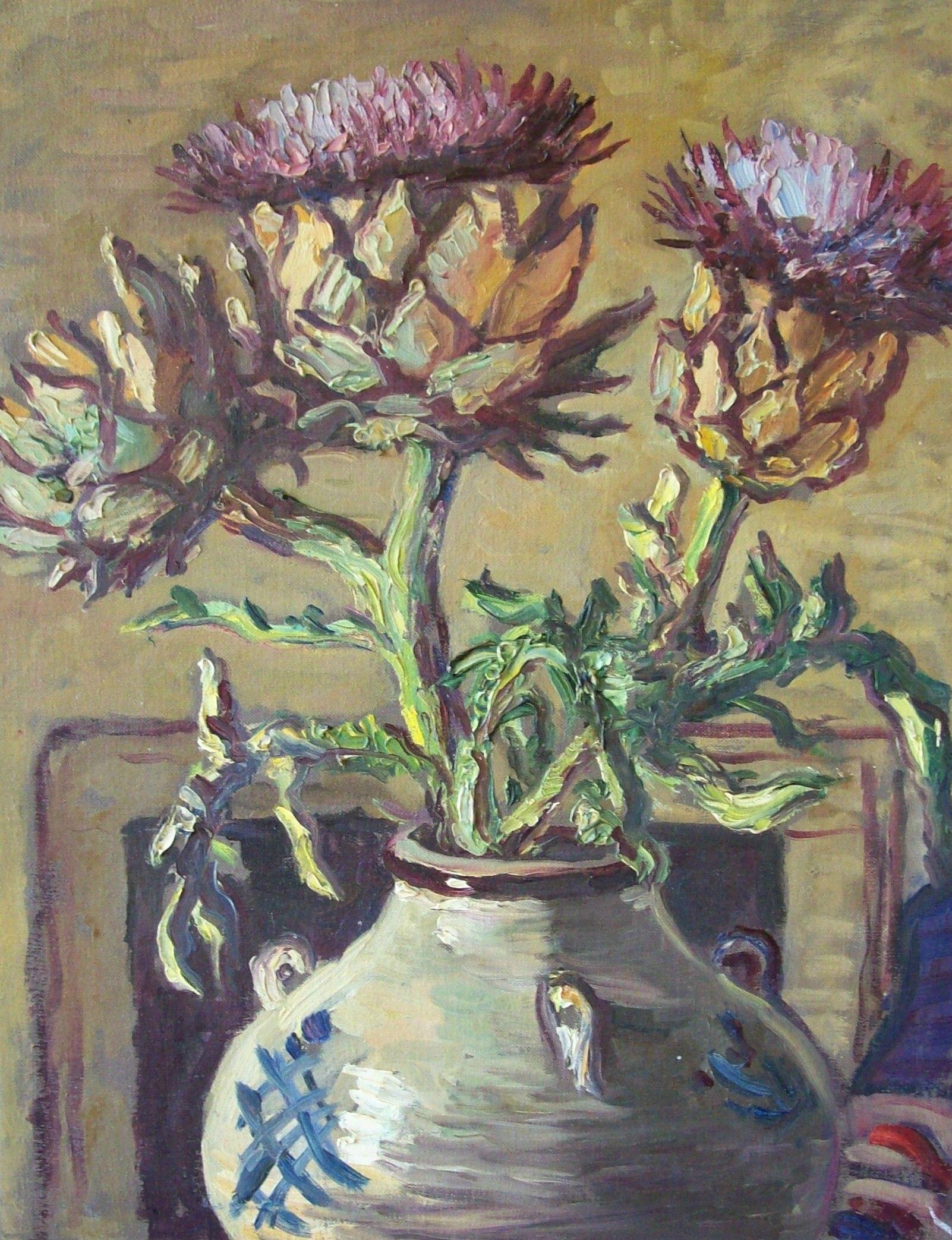 John Bratby - Oil on canvas   Still Life   Pinterest   Oil on ...
