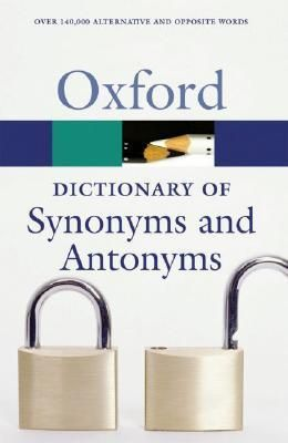 The Oxford Dictionary of Synonyms and Antonyms | -Critical
