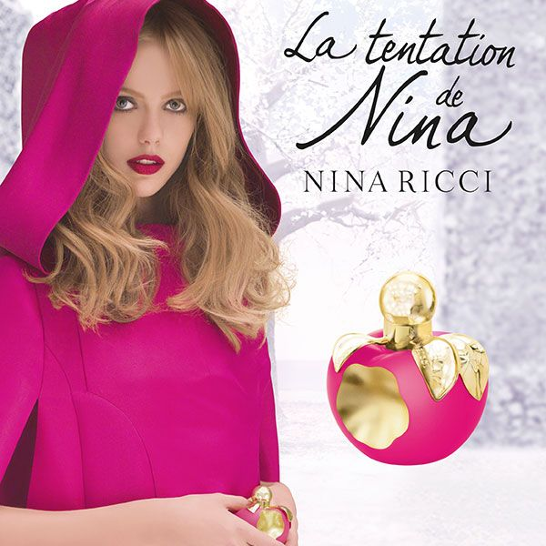 LA TENTATION DE NINA de NINA RICCI - Découvrez le nouveau parfum La Tentation de Nina de Nina Ricci. Venez vivre une expérience magique et gourmande en plongeant au cœur de l'univers enchanté de Nina #NINALATENTATION #NINARICCI #LADUREE ninaricci.com/nina