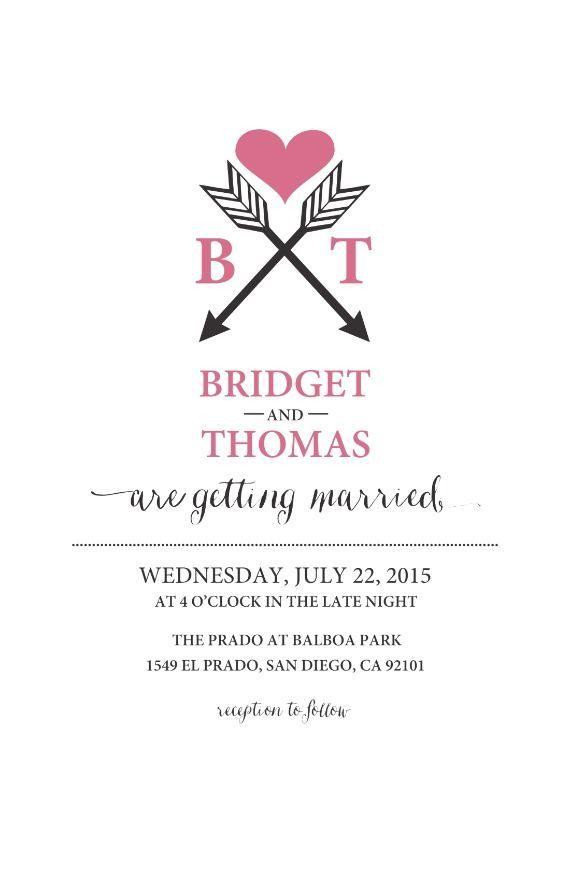 invitaciones originales de boda gratis para imprimir