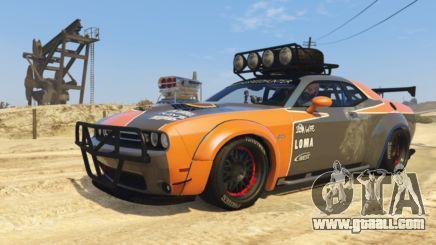 Dodge Challenger 2015 Super Tuning For Gta 5 Gta 5 Gta 5 Gta
