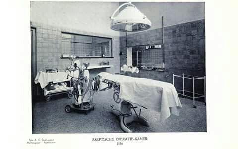 Opratiekamer Julianaziekenhuis Apeldoorn