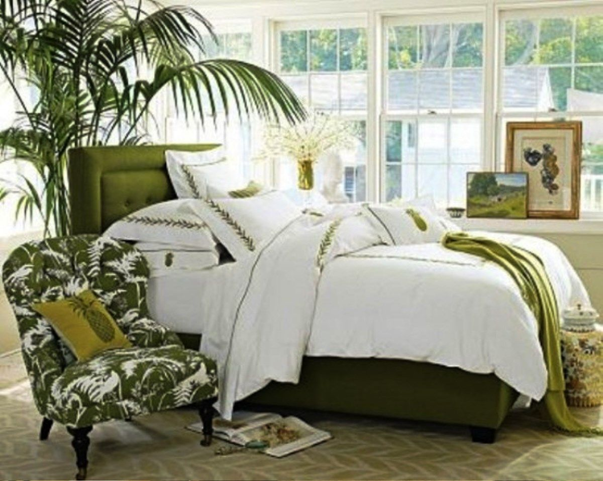 Bright Tropical Bedroom Designs Ideas - Real House Design ...