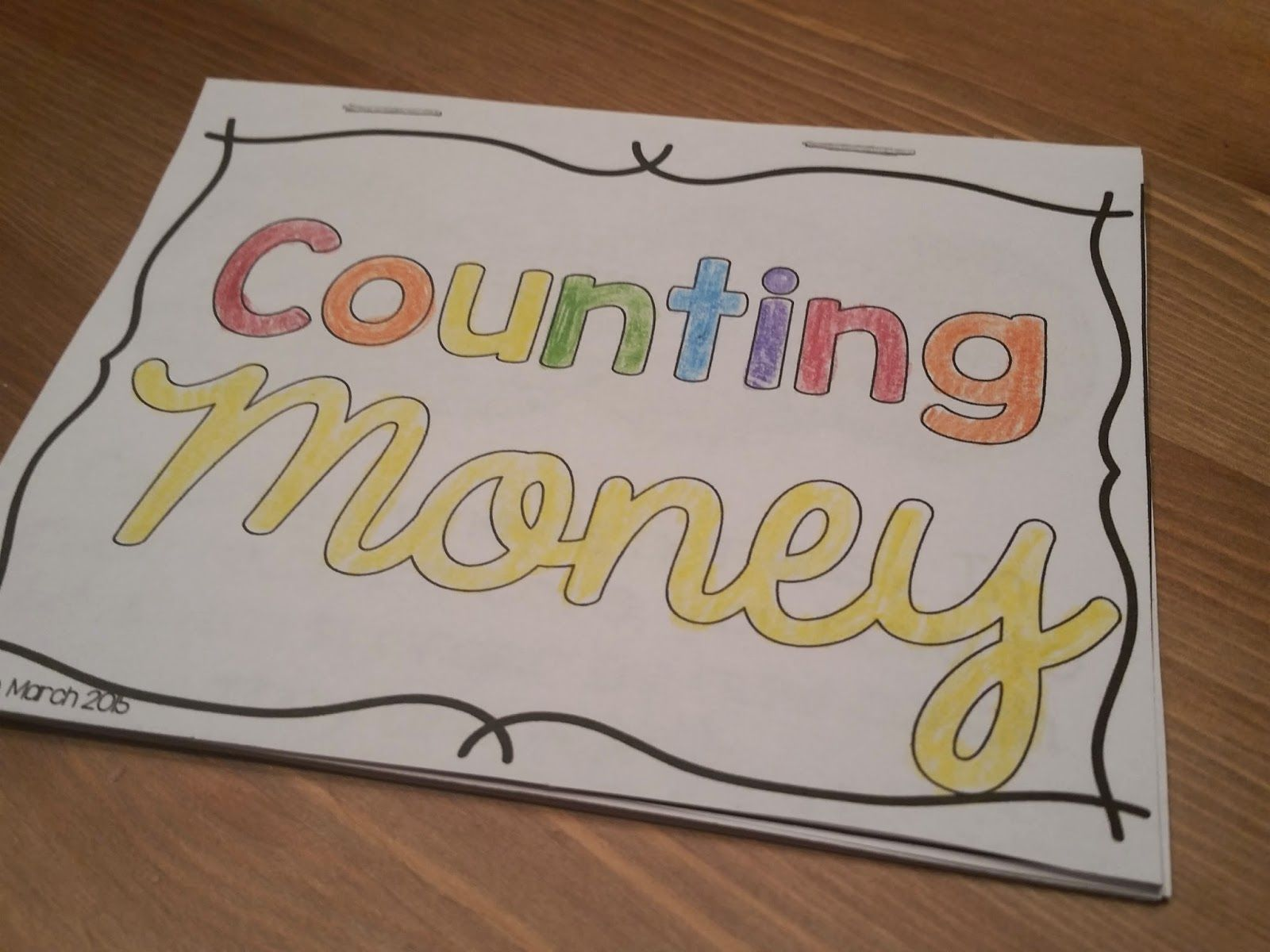 Teaching Money In Primary Grades