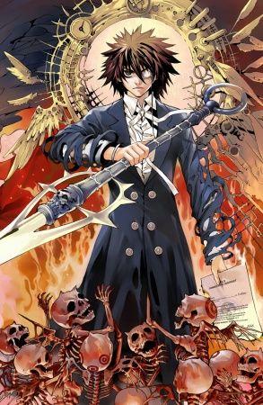 Defense Devil manga