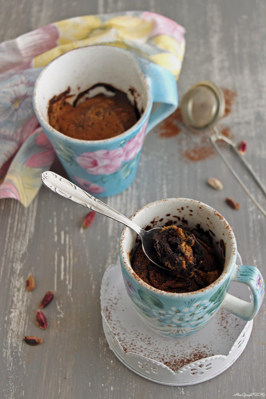 Ricetta Torta In Tazza Senza Uova.Torta In Tazza Cioccolato Pistacchio Chocolate Mug Cake Con Cacao Babbi Mug Cake Cioccolato Cioccolato Vegan