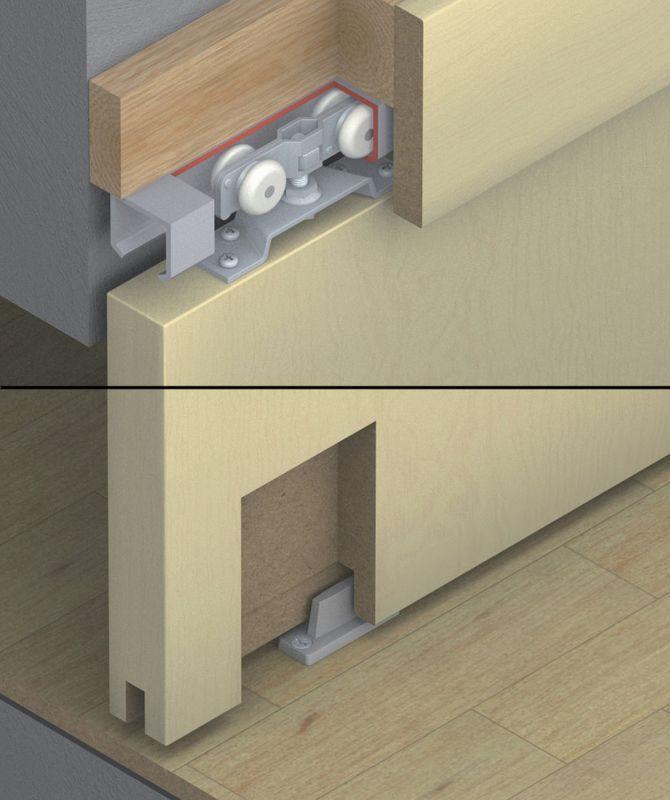 Hafele 940 84 001 Products Sliding Doors Doors Sliding Door Hardware
