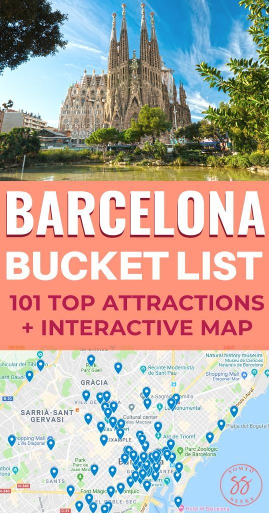 101 Super Fun Things To Do in Barcelona (Without Breaking the Bank)
