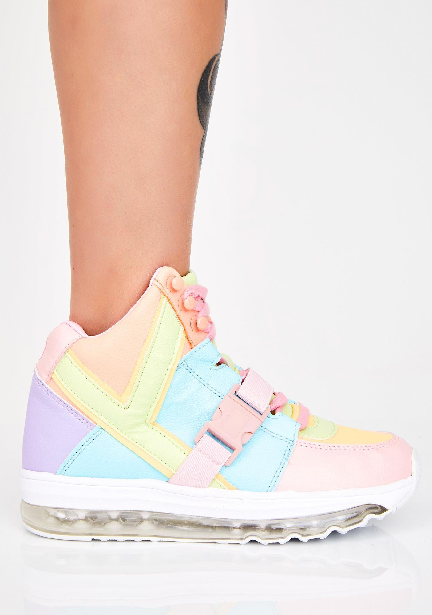 Qozmo Aiire Pastel Sneakers | Sneakers