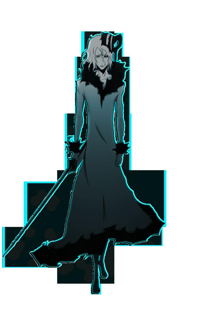 Hollow Tensa Zangetsu (Bleach) | karakter | Pinterest | Manga, Arte ...