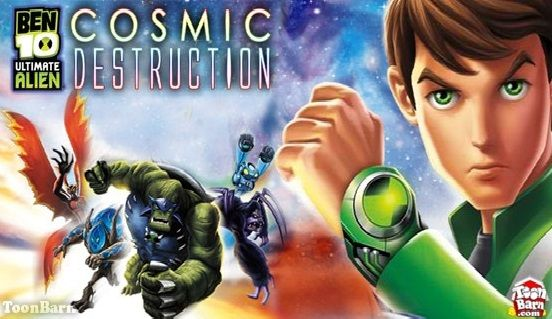 Ben 10 ultimate alien cosmic destruction download