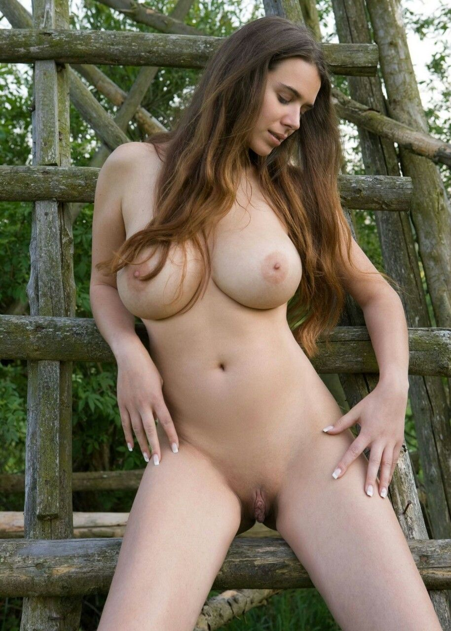 pussy tits Nude big girls