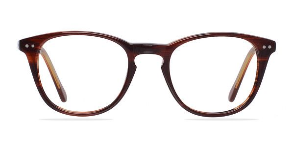 76b0255fe9d New Day in Brown  39  EyeBuyDirect Brown Glasses