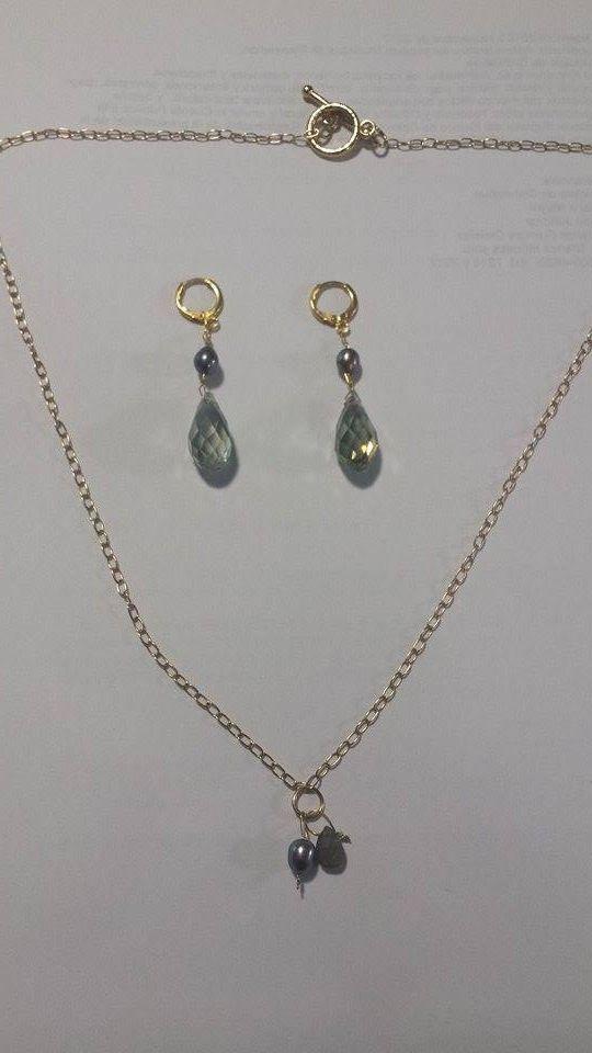c4d80d84761b Aretes de perla cultivada