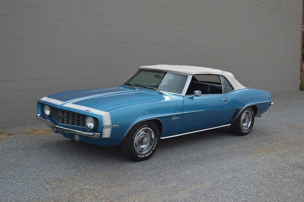 1969 Chevrolet Camaro Convertible - Image 1 of 36