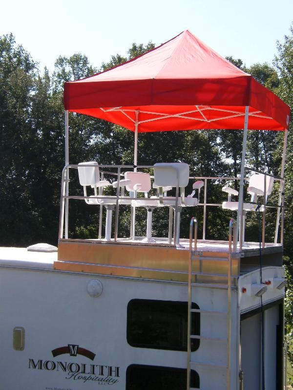 Rv Decks Roof Deck Irv2 Forums For The Rv