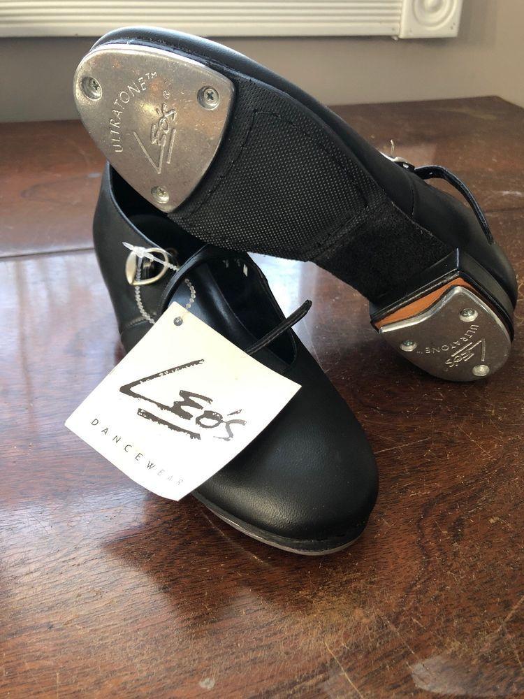 0546a03c0 Leos Dance Giordano Tap Shoe Sz. 4.5  fashion  clothing  shoes ...