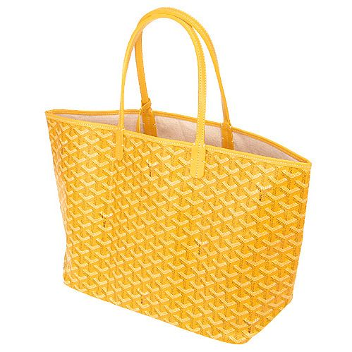 951b65531cdc YES PLEASE! Goyard Saint Louis Tote Yellow(GM/PM) | Style. Fashion ...