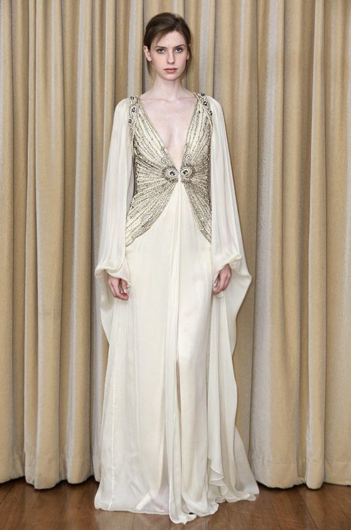Dress of the day 6.19.12  Temperley London: Ophelia Collection Spring/Summer 2012    Click on our blog for our daily pick!