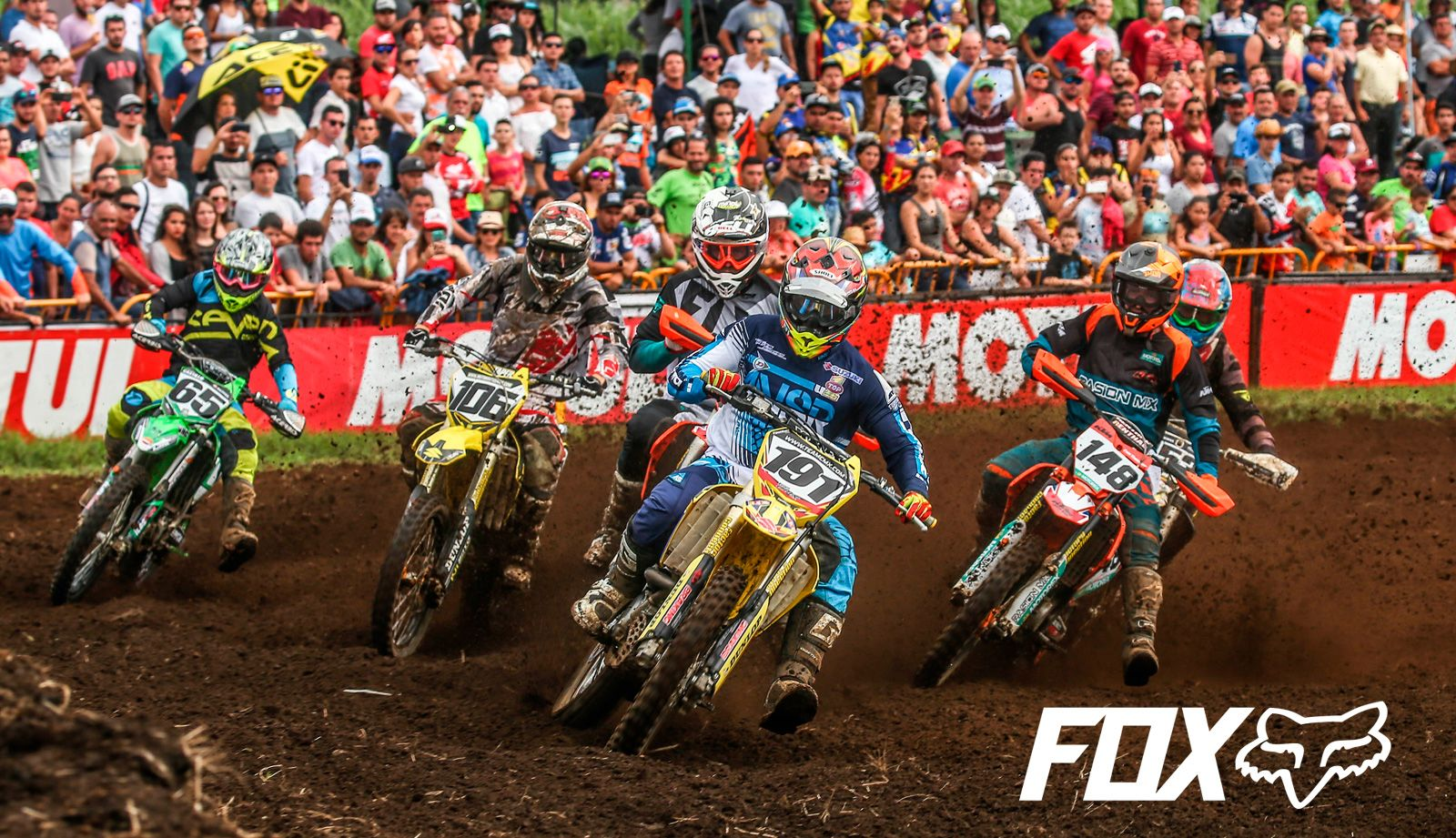 Fotos de la fecha final del Campeonato Nacional de Motocross