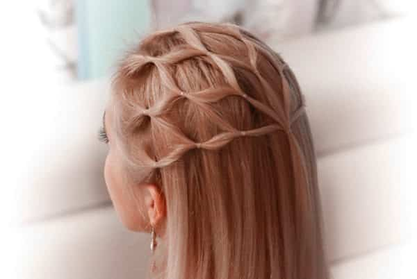 Net Fairy Hairstyle Hair Styles Fairy Hair Halloween Hair