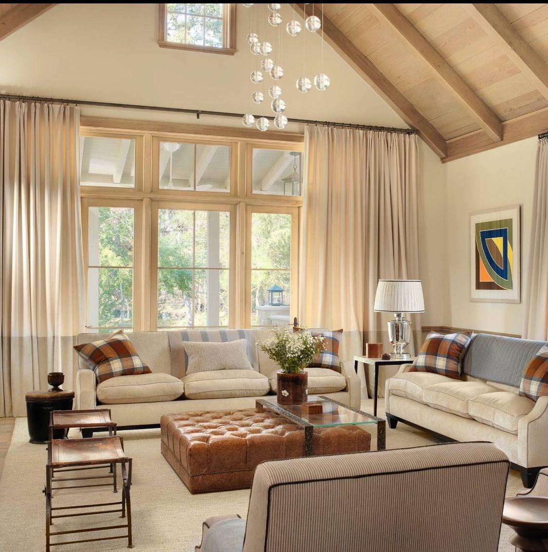 Farm house living room by رجاء ربي on Home decor | Formal ...