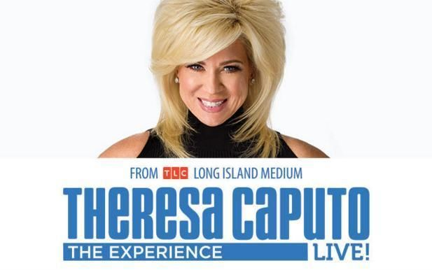 how much are tickets to see theresa caputo