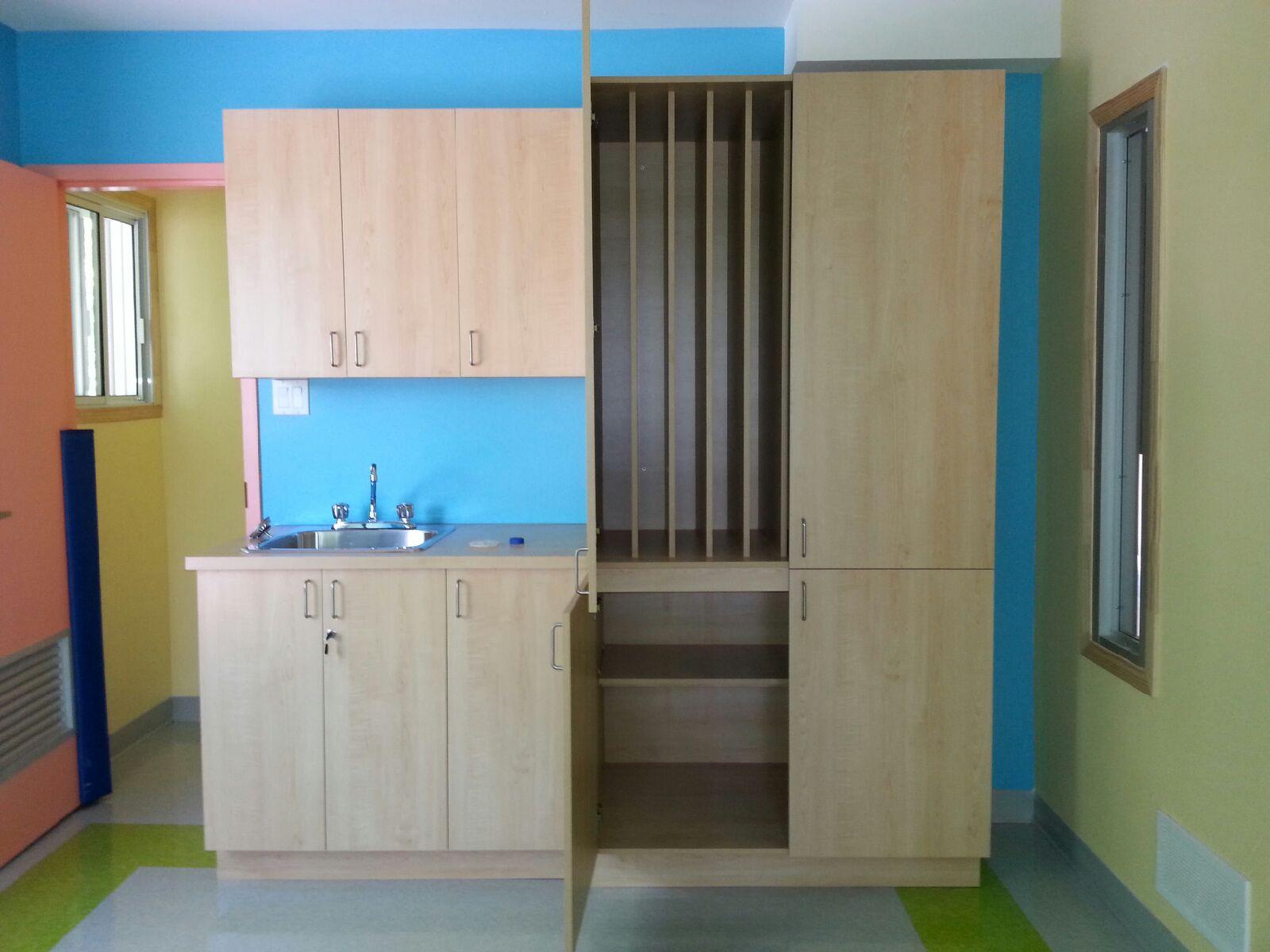 Ensemblemeuble Meubles De Garderie Garderie Amenagement Deco