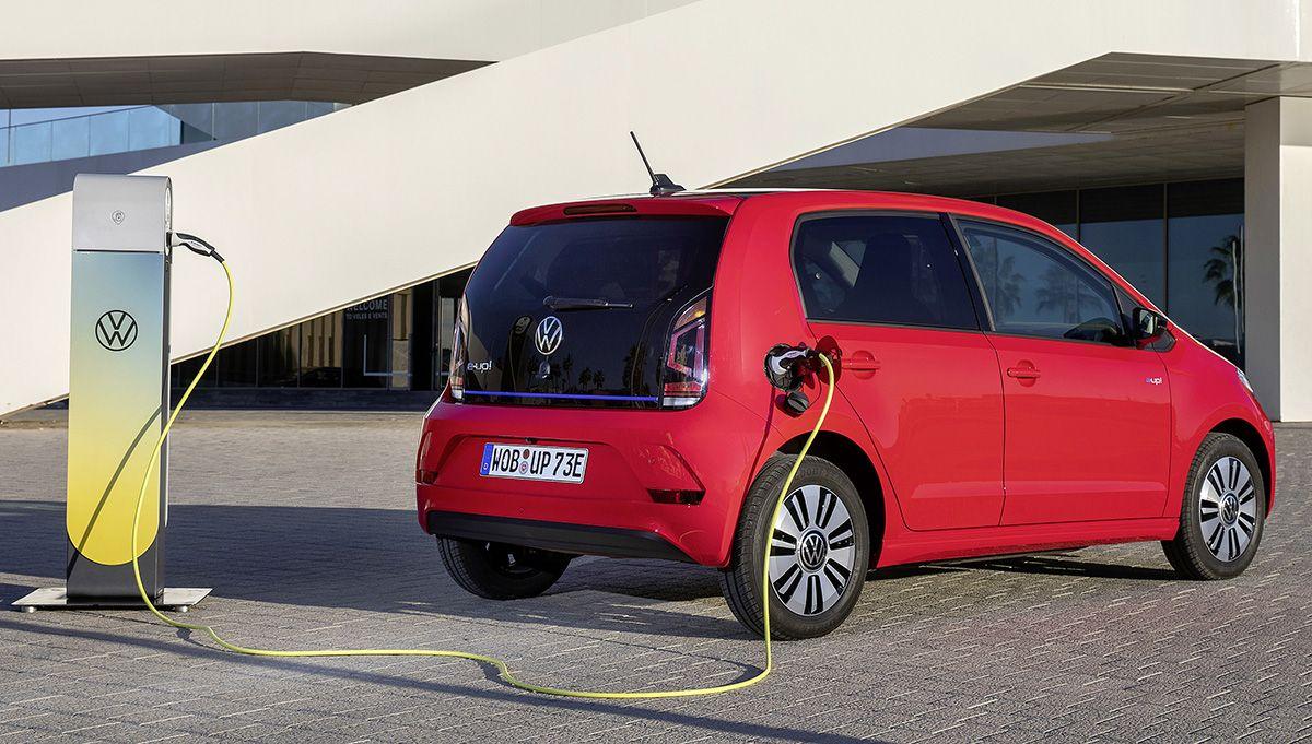 Chiquito Y Electrico Volkswagen Anuncio Que Planea Vender El E Up En Argentina En 2020 Volkswagen Argentina Vehiculo Electrico