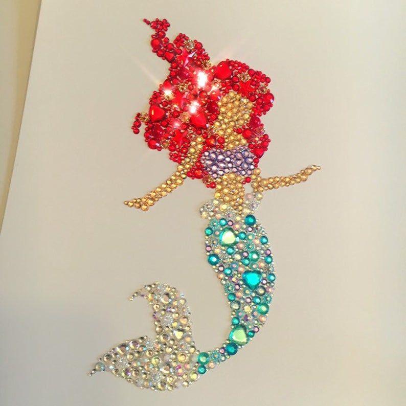 KSG arts et métiers Junior Sequin Art 0907 chiot Photo Kit