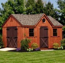 Best 12X14 Dormer Weatherwood Shingles Rustic Cedar Stain 400 x 300