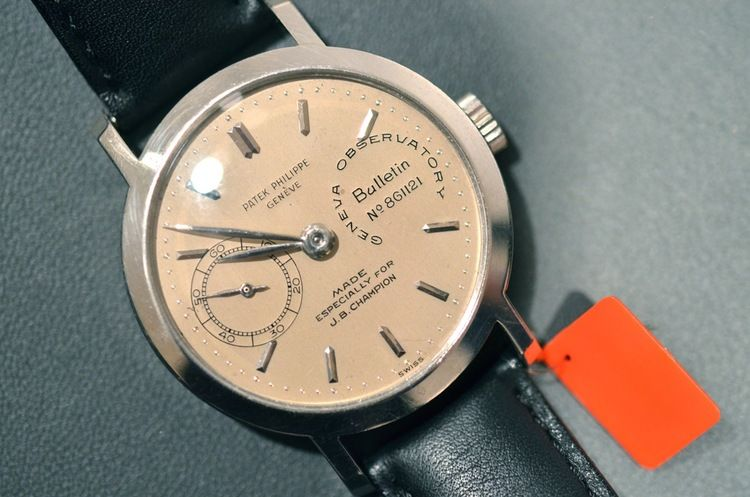 Patek Philip Observatory Chronometer Someday I Will Own