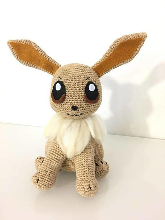 Evoli patron au crochet   Crochet and knitting   Pinterest   Sew ...