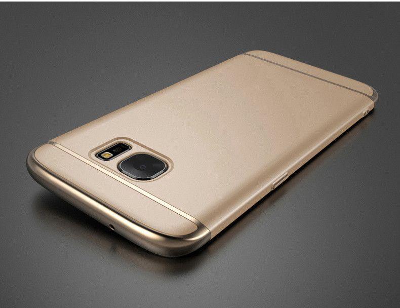 Luxury Ultra Thin Metal Plating Frame Hard Cover For Samsung 2015 J2 J5 J7/2016 J7 On5 J5 Prime On7 J7Prime Phone Case Capa Para