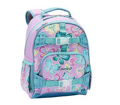 Small Backpack Mackenzie Lavender Glow In The Dark