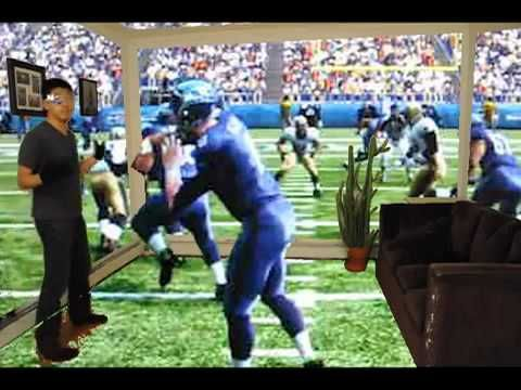 Private Preview of Football Sequence, SC3   YouTube